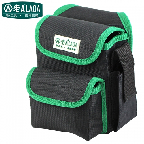 LAOA 600D Double Layers Oxford Fabric Waist Bag+ Belt