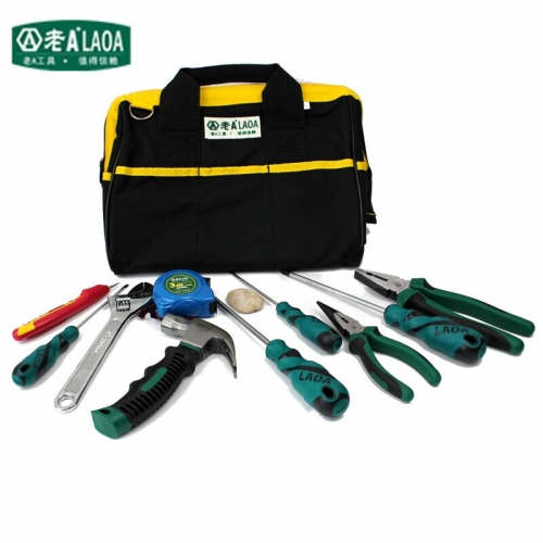 LAOA 11pcs Home Hardware Repair Kit Set