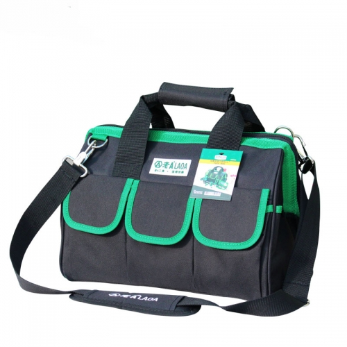 "LAOA 13""14""18"" Messanger Tool bag  for Electricians tools"