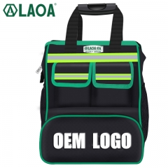 LAOA Tools Shoulder Bag 600D/1680D Thicken Toolkit With Reflective strip