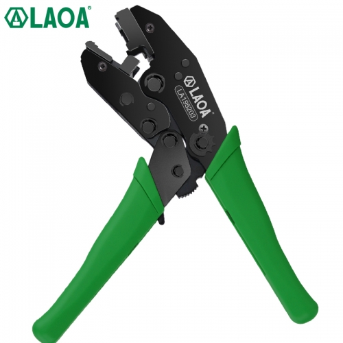 LAOA 8P 8C Cable Crimpers CAT7 Crystal Connector Crimping Pliers Professional Clamp Network Tools Made in Taiwan